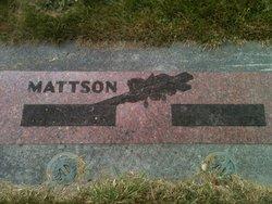 Ernest Rudolph Mattson