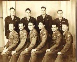 Sgt Donald A Burt