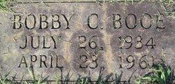 Bobby Clauzel Booe
