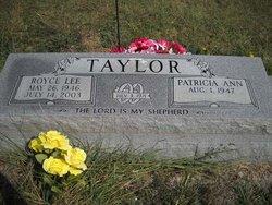 "Royce Lee ""Roy"" Taylor, Sr"