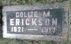 Golite Marie <I>Olsdatter</I> Erickson