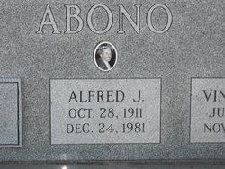 Alfred Joseph Abono