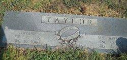 Fred Warren Taylor
