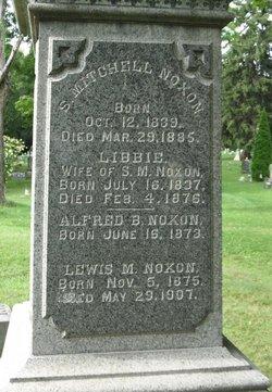 Lewis M. Noxon