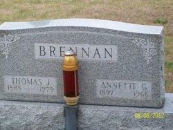 Annette G. <I>Thurston</I> Brennan