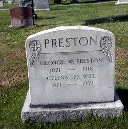 George Warren Preston
