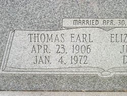 Thomas Earl Pate