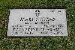 "James Douglass ""Jim"" Adams"