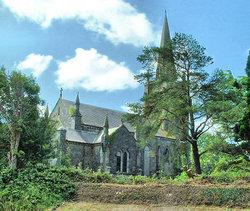 Slebech Church Churchyard