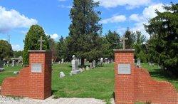 Saint Stephens New Catholic Cemetery