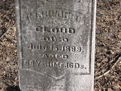 Margaret A <I>Irelan Bishop</I> Cloud