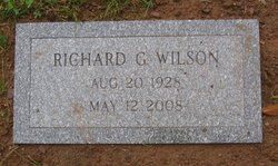 "Richard Griswold ""Dick"" Wilson"