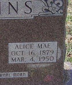 Alice Mae <I>Huffman</I> Robins