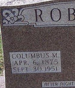 Columbus Marion Robins