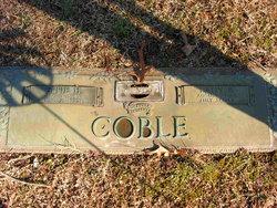 Effie Lee <I>Holland</I> Coble