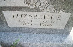 "Elizabeth ""Lizzie"" <I>Spence</I> Sharp"