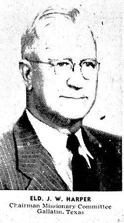 Elder J. W. Harper