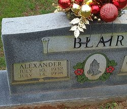 Alexander Blair