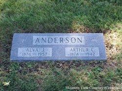 Arthur C Anderson