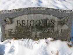 Martha F <I>Bernheisel</I> Briggles