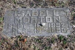 Isabel Morton