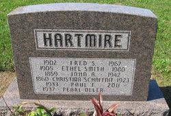 Pearl <I>Oller</I> Hartmire