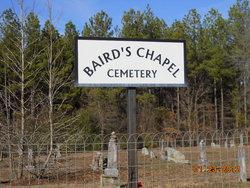 Bairds Chapel Cemetery