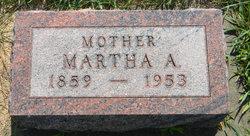 Martha Ann <I>Jones</I> Clark