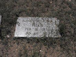 Nancy Victoria <I>Wood</I> Field