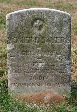 Homer D Sayers