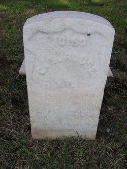 Pvt Charles S Rouse