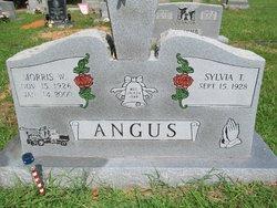 Morris Ward Angus