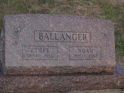 Ethel <I>Fincher</I> Ballanger
