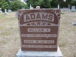 William F. Adams