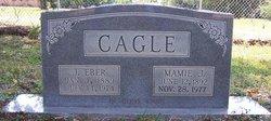 Jabez Eber Cagle, Sr