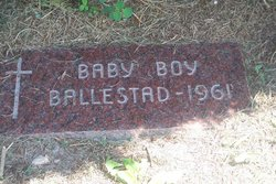 Baby Boy Ballestad
