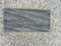 Willis Floyd Minatrea