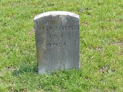 Sgt Charles P Alverson