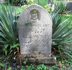 Christopher Columbus Abel