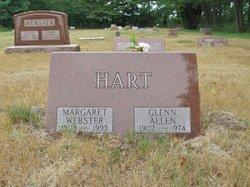 Margaret <I>Webster</I> Hart