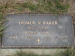 Homer Vernon Baker