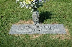 Martha Lou <I>Hobbs</I> Rosenbaugh