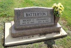 Mickey C. <I>Tannahill</I> Batterton