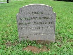 Virginia Marquand <I>Tompkins</I> Monroe