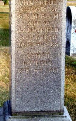 Lyman Hatfield
