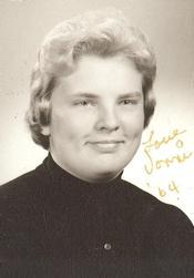 """Yvonne Kay """"Vonni"""" Johnson"""