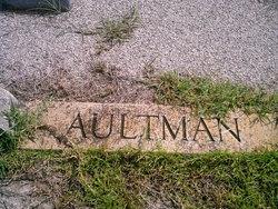 """Frances L. """"Lula"""" <I>Brooks</I> Aultman"""