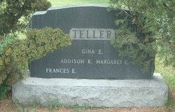 Gina E Teller