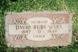 David Ruby Marx