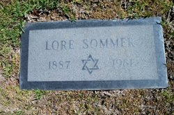 Lore Sommer